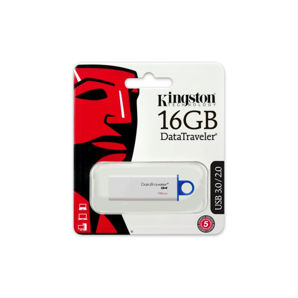 Pendrive 16 GB Kingston