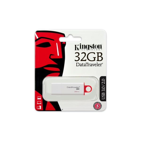 Pendrive 32 GB Kingston